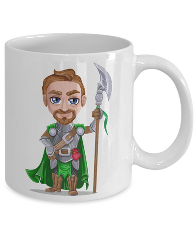 Knight - 11oz Mug v2 - Unique Gifts Store
