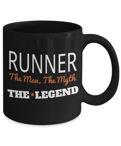 Runner - 11oz Mug - Unique Gifts Store