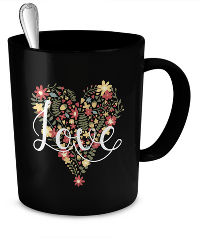 Love - Coffee Mug - Unique Gifts Store