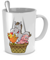 Farm's Animals - 11oz Mug - Unique Gifts Store
