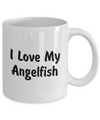 Love My Angelfish - 11oz Mug
