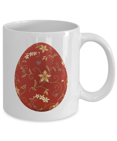 Easter Egg #02 - 11oz Mug - Unique Gifts Store