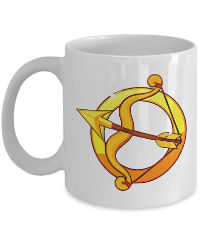Zodiac Sign Sagittarius - 11oz Mug - Unique Gifts Store