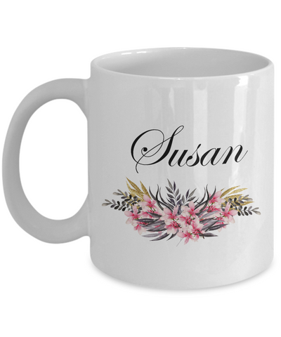 Susan - 11oz Mug v2 - Unique Gifts Store