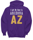 Heart In Arizona - Hoodie - Unique Gifts Store