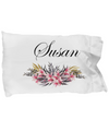 Susan - Pillow Case - Unique Gifts Store
