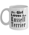 Russell Terrier - 11oz Mug - Unique Gifts Store