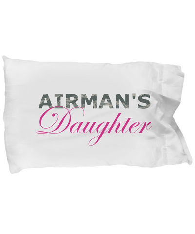 Airman's Daughter - Pillow Case