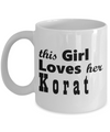 Korat - 11oz Mug - Unique Gifts Store
