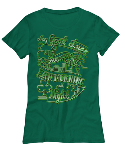 Good Luck Blessing - Women's Tee - Unique Gifts Store