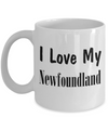 Love My Newfoundland - 11oz Mug - Unique Gifts Store