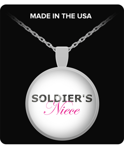 Soldier's Niece - Necklace - Unique Gifts Store