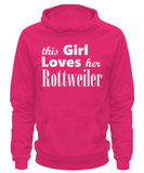 Rottweiler - Hoodie - Unique Gifts Store