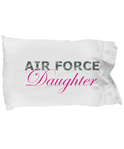 Air Force Daughter - Pillow Case