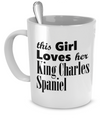 King Charles Spaniel - 11oz Mug - Unique Gifts Store