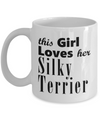 Silky Terrier - 11oz Mug - Unique Gifts Store