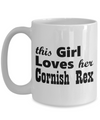 Cornish Rex - 15oz Mug