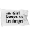 Leonberger - Pillow Case - Unique Gifts Store
