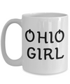 Ohio Girl - 15oz Mug