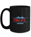 Himalaya Mountain - 15oz Mug