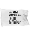 Coton de Tulear - Pillow Case - Unique Gifts Store