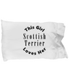 Scottish Terrier v2c - Pillow Case