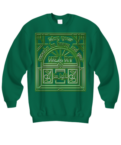 Irish Blessing - Sweatshirt - Unique Gifts Store