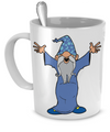 Wizard - 11oz Mug - Unique Gifts Store
