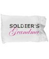 Soldier's Grandma - Pillow Case - Unique Gifts Store