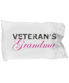 Veteran's Grandma - Pillow Case