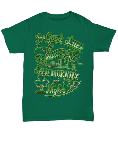 Good Luck Blessing - T-Shirt - Unique Gifts Store