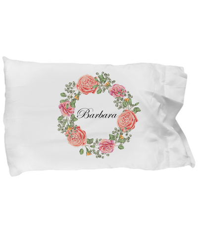 Barbara - Pillow Case v2 - Unique Gifts Store