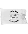 Yorkshire Terrier v2c - Pillow Case