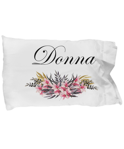 Donna - Pillow Case v2