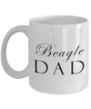 Beagle Dad - 11oz Mug - Unique Gifts Store