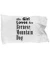 Bernese Mountain Dog - Pillow Case - Unique Gifts Store