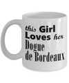 Dogue de Bordeaux - 11oz Mug - Unique Gifts Store