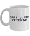 Coast Guard Veteran - 11oz Mug - Unique Gifts Store
