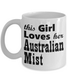 Australian Mist - 11oz Mug - Unique Gifts Store