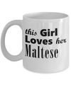 Maltese - 11oz Mug - Unique Gifts Store