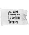 Lakeland Terrier - Pillow Case