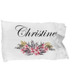 Christine v2 - Pillow Case