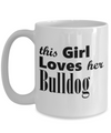 Bulldog - 15oz Mug - Unique Gifts Store