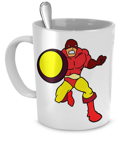 Superhero - 11oz Mug - Unique Gifts Store