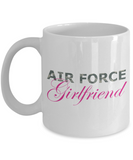 Air Force Girlfriend - 11oz Mug - Unique Gifts Store