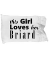 Briard - Pillow Case - Unique Gifts Store
