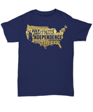 Independence - T-Shirt - Unique Gifts Store