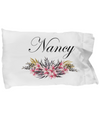 Nancy - Pillow Case - Unique Gifts Store