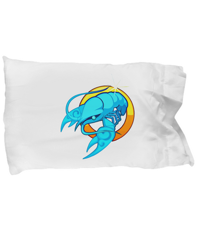 Zodiac Sign Cancer - Pillow Case
