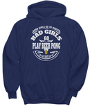 Play Beer Pong - Hoodie - Unique Gifts Store